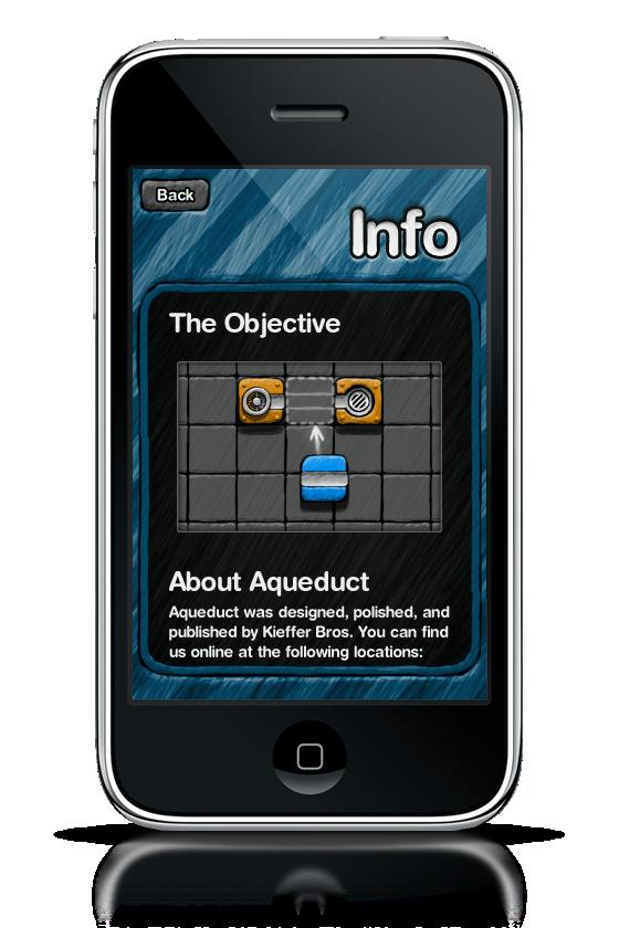 Aqueduct iPhone