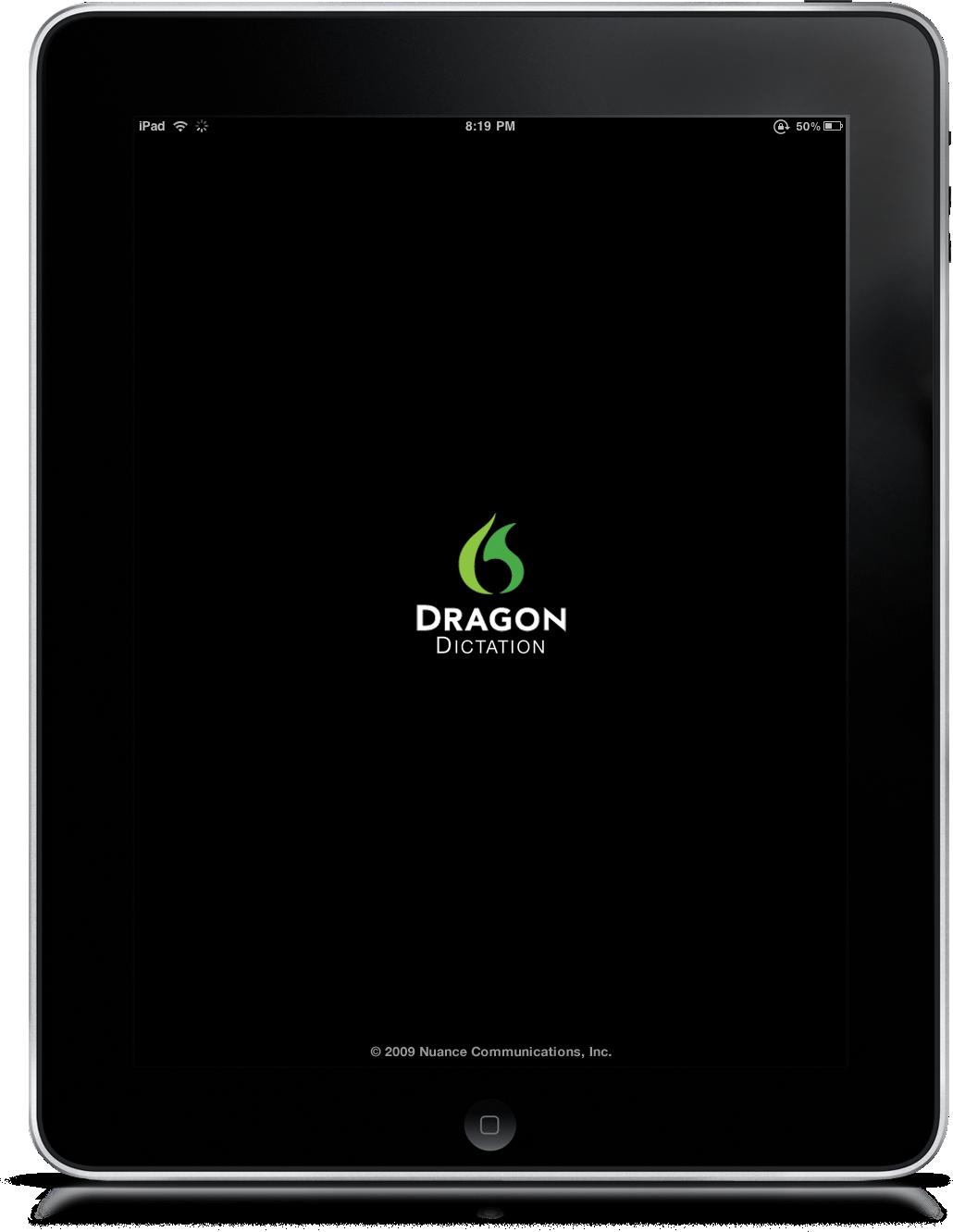 Dragon Dictation