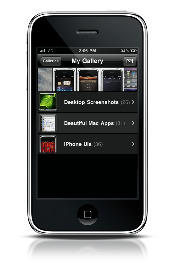 features sexiest iphone apps